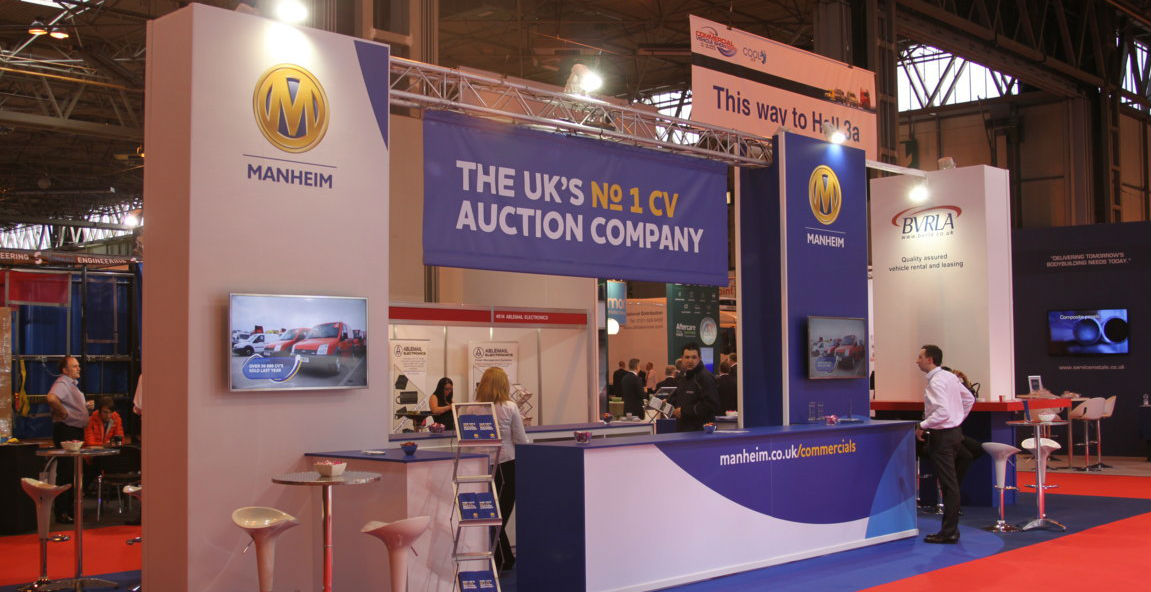 The UK's number 1 commercial vehicle auction company at the CV Show 2015