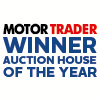 Motor Trader 2016 Auction House of the Year Winner