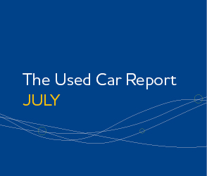 Used Car Report July
