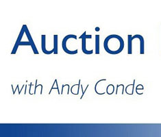 Auction Fever with Andy Conde