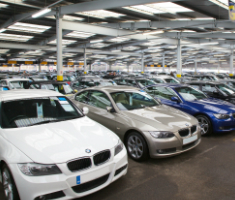 BMW sale at Manheim Colchester