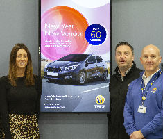 Sytner car supermarket division extends partnership with Manheim