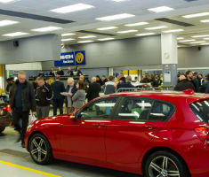 Manheim Colchester car auction