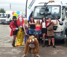 All the fun from the commercial vehicle auction centres