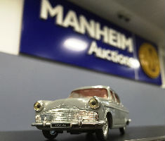 Corgi model of the Ford Zephyr Mark II at Manheim