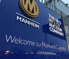 New truck, trailer and plant auction centre - Manheim Coventry
