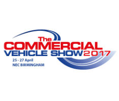 The CV Show 2017 at the NEC Birmingham