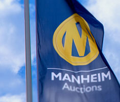 Manheim Auctions flag