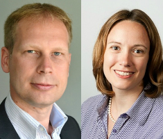 New team members: Julian Wheway and Allison Nau