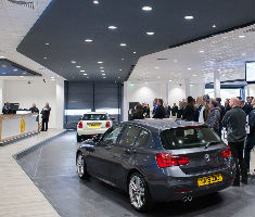 Manheim's multi-million pound next generation auction centre
