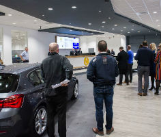 Manheim Bruntingthorpe the next generation auction centre launches
