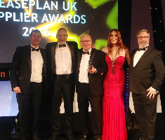 Manheim Gloucester crowned LeasePlan LCV Supplier of The Year