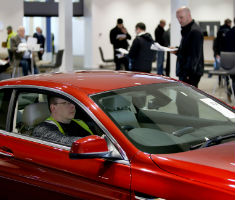 Manheim Leeds Auction