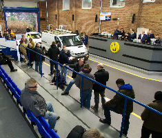 Manheim Shepshed LCV auction