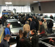 Marshall Motor Group Auction at Manheim