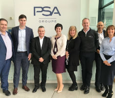 PSA Groupe and Cox Automotive