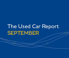 The Used Car Report September