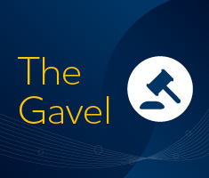 The Gavel, Andy Conde Blog