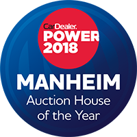 Manheim wins Auction House of the Year