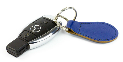 Key for a Mercedes-Benz vehicle