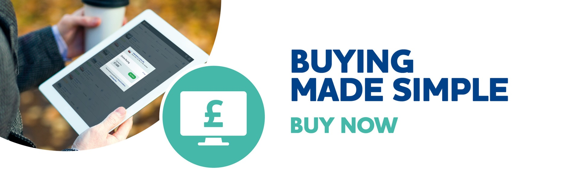 Buy vehicles simply now with Manheim