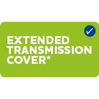 Extended transmission cover with SureCheck Gold