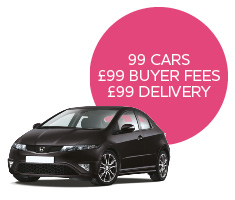 Listers at Manheim Birmingham with 99 cars, £99 buyer fess and £99 delivery