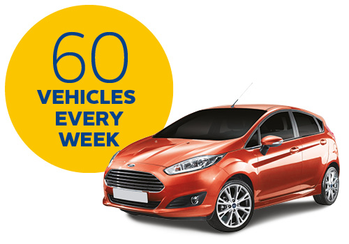 Allen Ford now selling 60 vehicles a week at Northampton