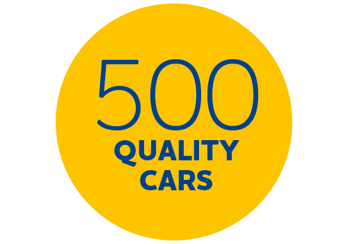 Volkswagen Financial Services at Manheim Bruntingthorpe with 500 quality cars
