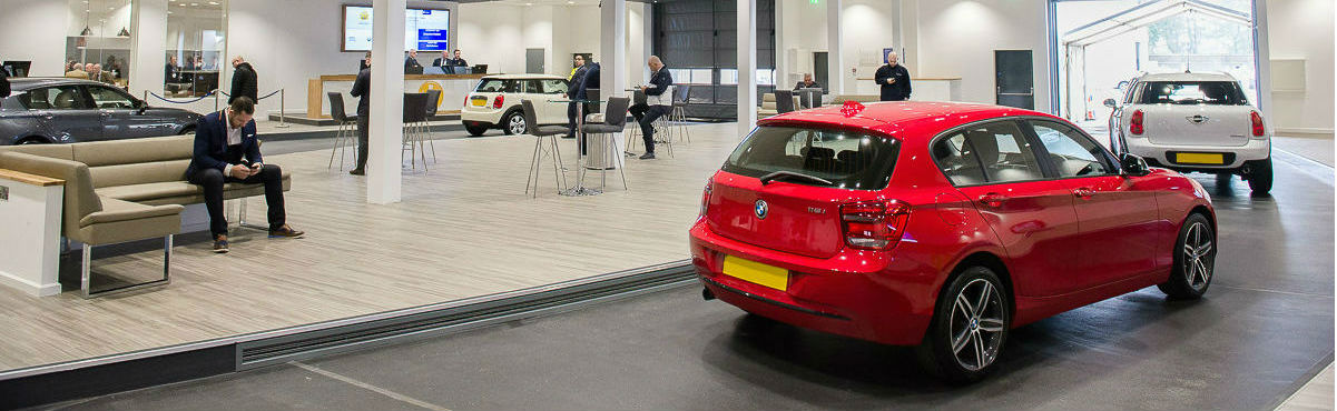 Manheim Bruntingthorpe Car Auction Centre
