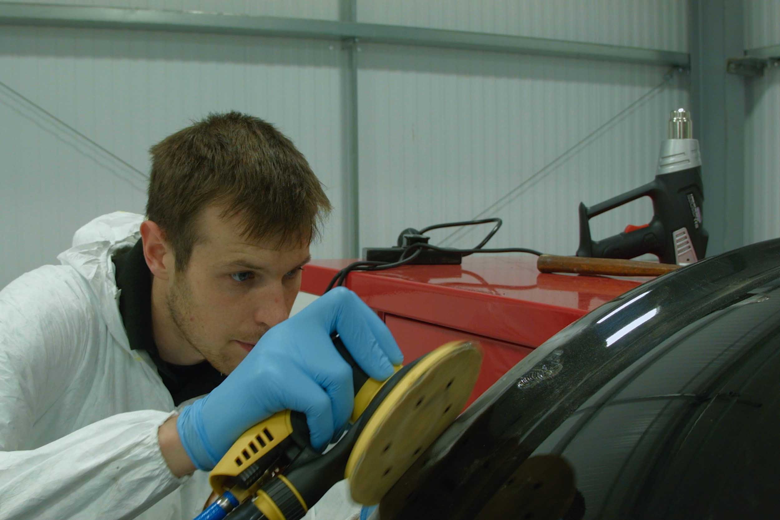 Vehicle reconditioning services from Manheim