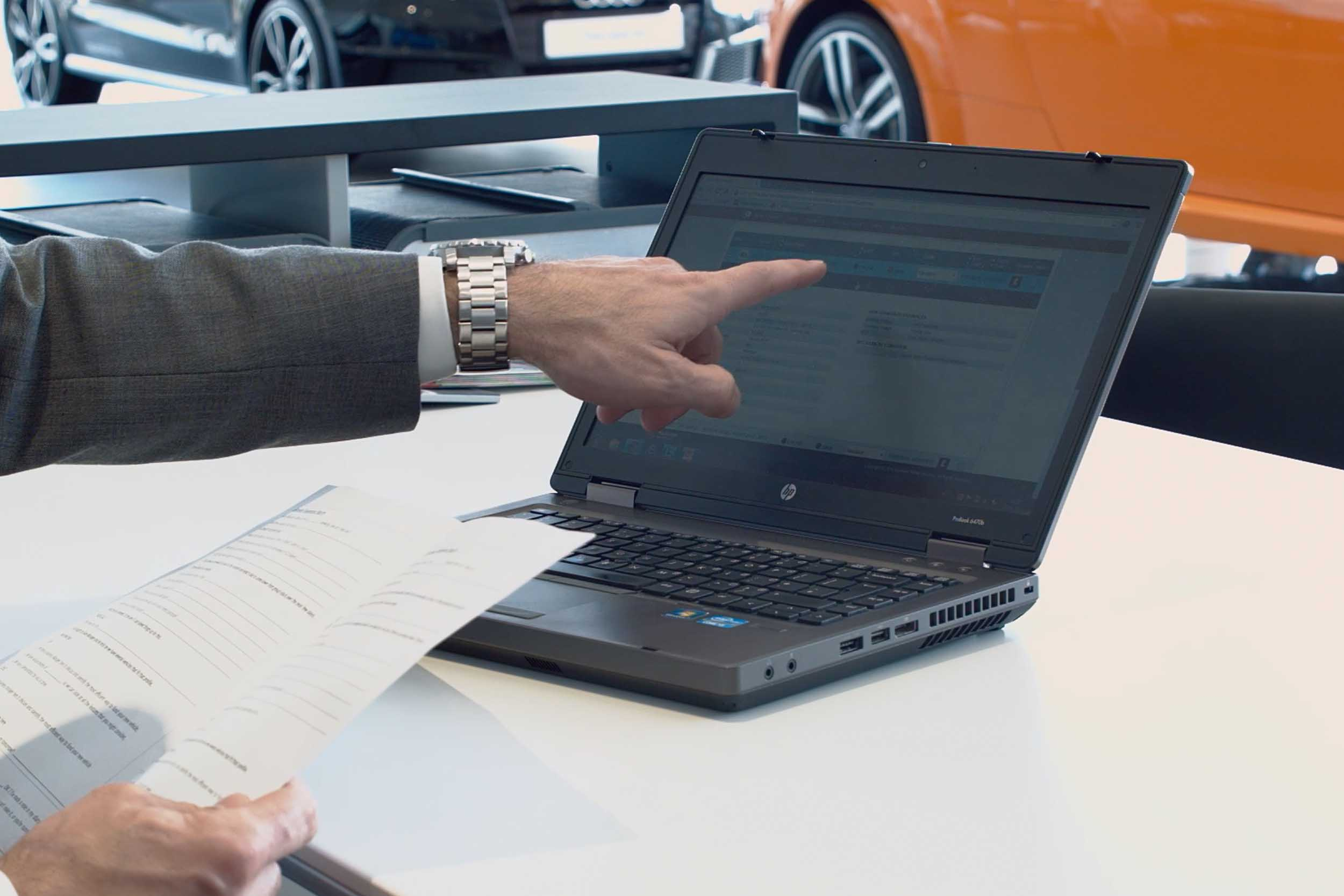 Manheim's Seller Advance vehicle valuation tools